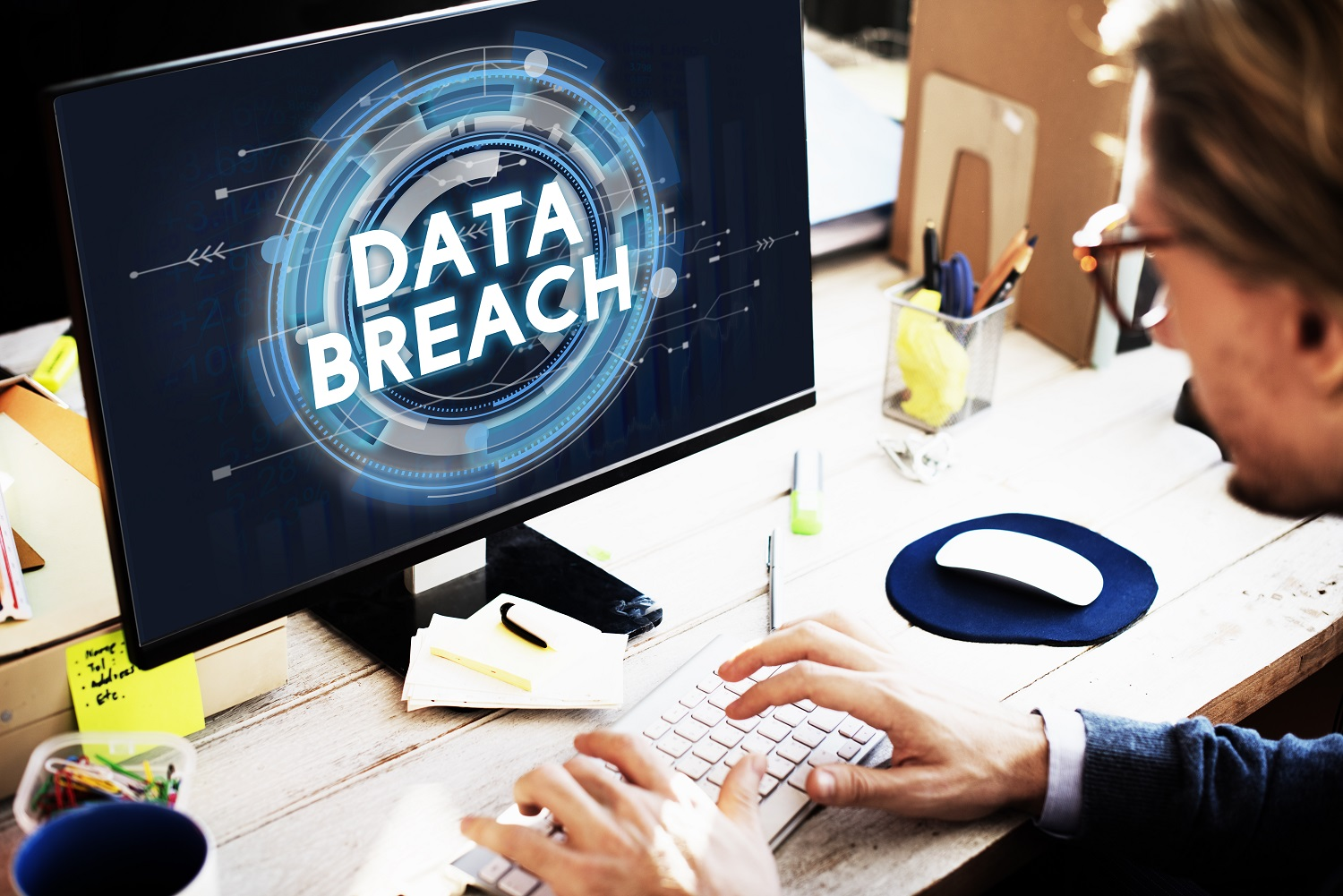 Don't Let Your Company Bleed – Our Data Breach Tip
