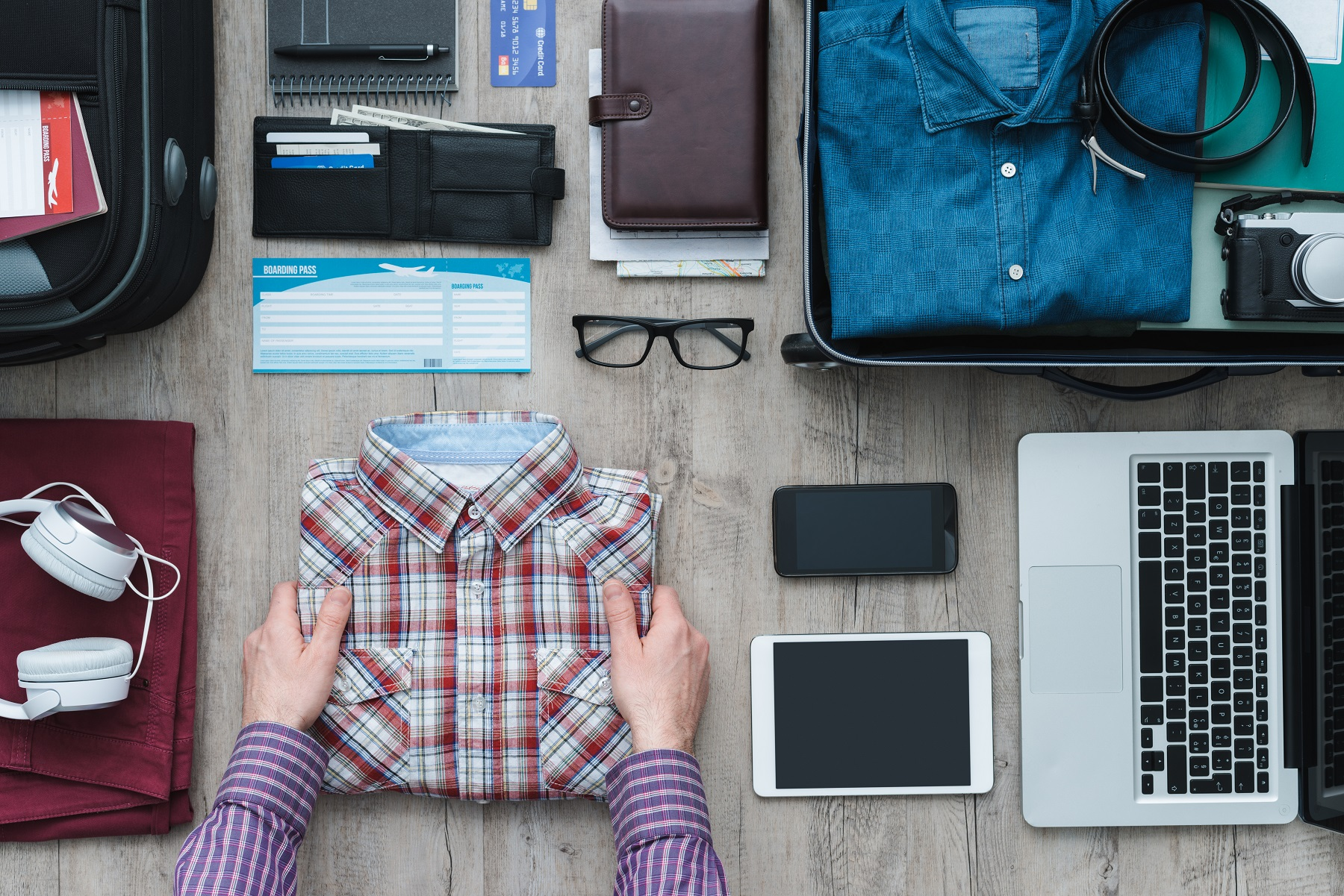 How Keep Your Personal Data Safe During Vacation