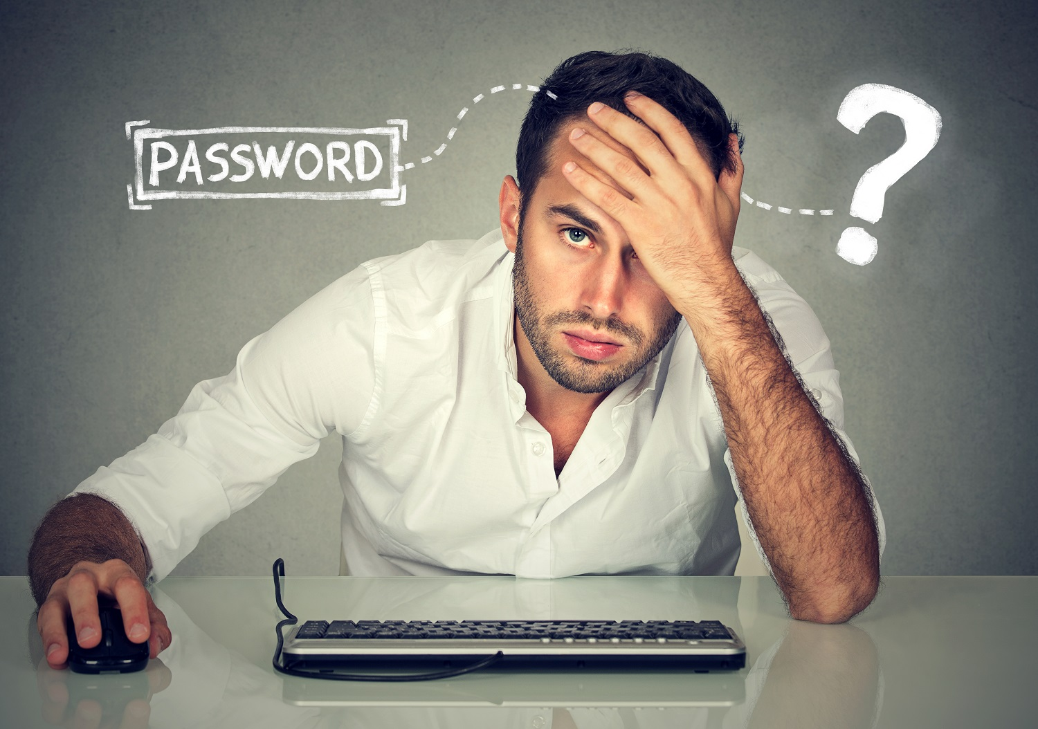 Too Many Passwords to Manage?