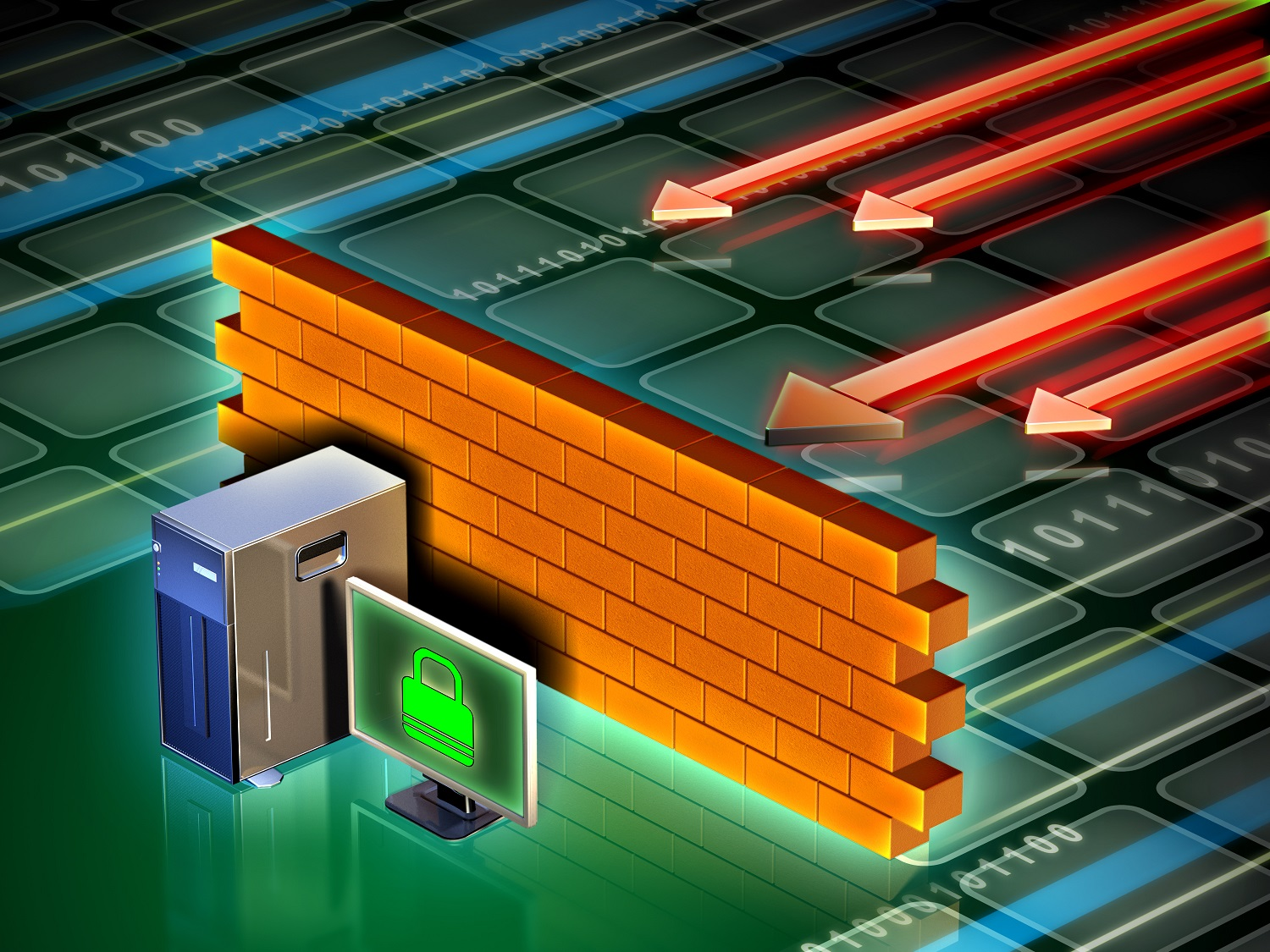 Fired-Up About Firewalls